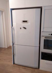 מיגון קרינה למקרר